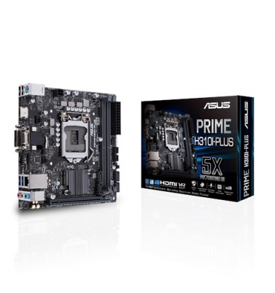 PLACA BASE ASUS H310I-PLUS SOCKET 1151