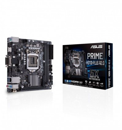 PLACA BASE ASUS H310I-PLUS SOCKET 1151 REV 2.0