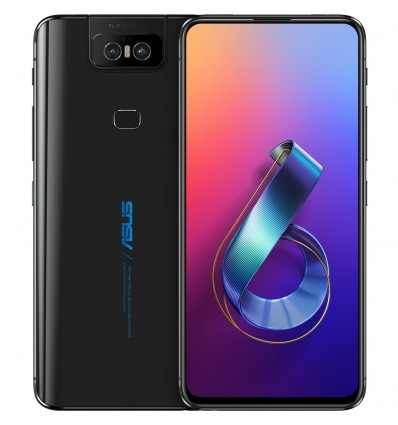 MOVIL ASUS ZENFONE 6 ZS630KL-2A005EU 256GB NEGRO