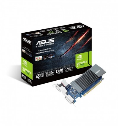 GRAFICA ASUS GT710-SL-2GD5 2GB DDR5