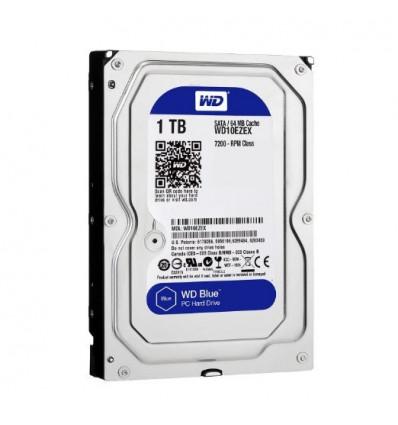 DISCO DURO WESTERN DIGITAL BLUE 1TB 3.5 WD10EZEX
