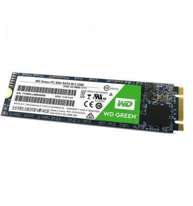 DISCO SSD WD GREEN 240GB M.2 SATA WDS240G2G0B