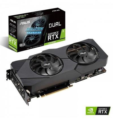 GRAFICA ASUS DUAL RTX2080 SUPER EVO 8GB V2
