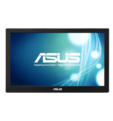 "MONITOR ASUS 15"" MB168B USB NEGRO PLATA"