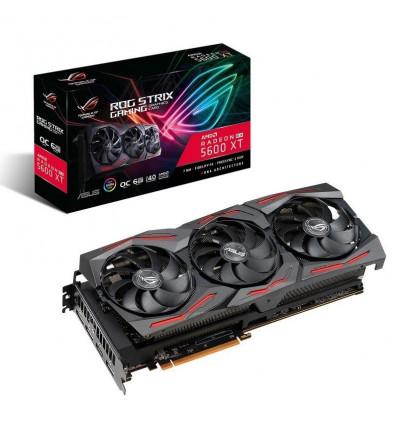GRAFICA ASUS ROG STRIX RX5600XT GAMING OC 6GB