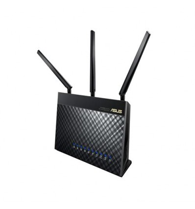ROUTER ASUS RT-AC68U DUAL-BAND WIRELESS PACK X2