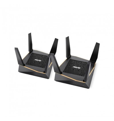 ROUTER ASUS RT-AX92U AIMESH AX6100 WIFI PACK 2