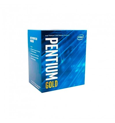 PROCESADOR INTEL PENTIUM GOLD G6400 SOCKET 1200