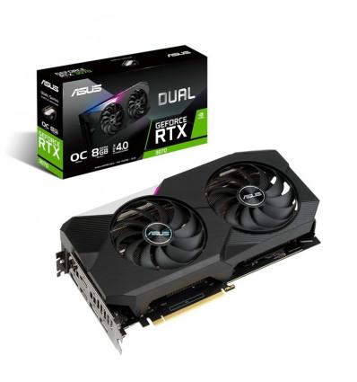 ASUS DUAL RTX 3070 OC 8GB