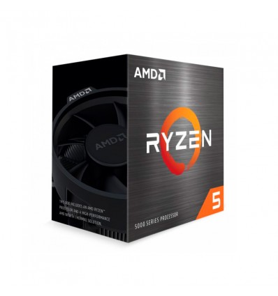 PROCESADOR AMD RYZEN 5 5600X SOCKET AM4