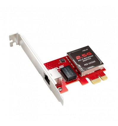 TARJETA RED ASUS PCE-C2500 PCIe 2,5GB