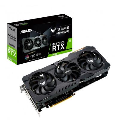 ASUS TUF RTX 3060 OC 12GB GAMING