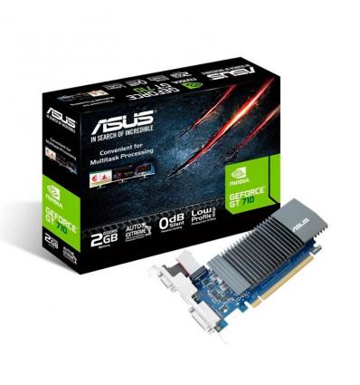 TARJETA GRAFICA ASUS GT710 1GB DDR5