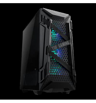 Asus TUF Gaming GT301 ATX Cristal templado - Caja