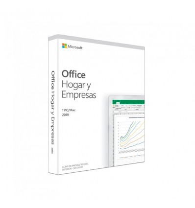 Microsoft Office 2019 Home&Business - Software