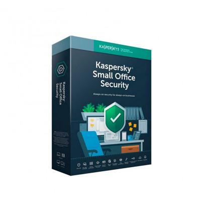 ANTIVIRUS KASPERSKY SMALL OFFICE SECURITY 7.0 5 U