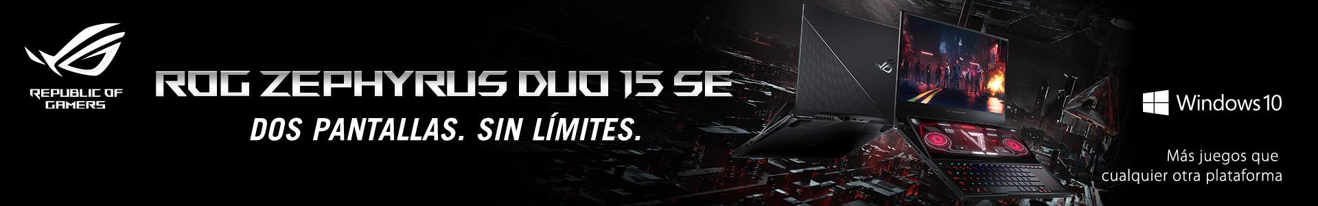 Portátiles Asus Gaming