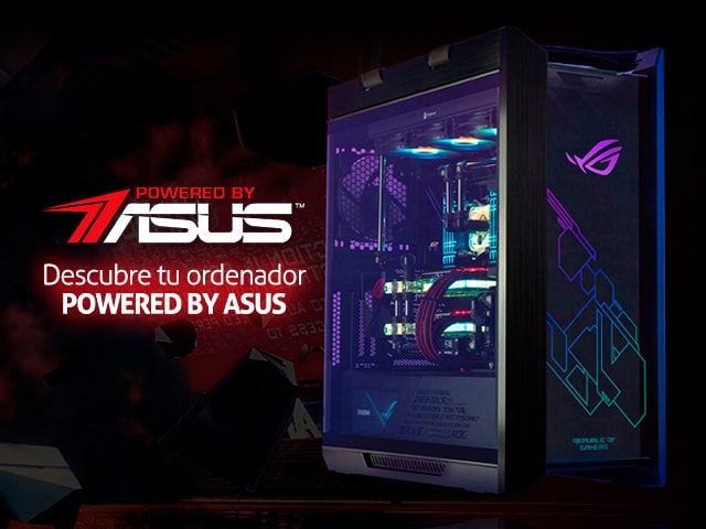Ordenadores Powered by Asus